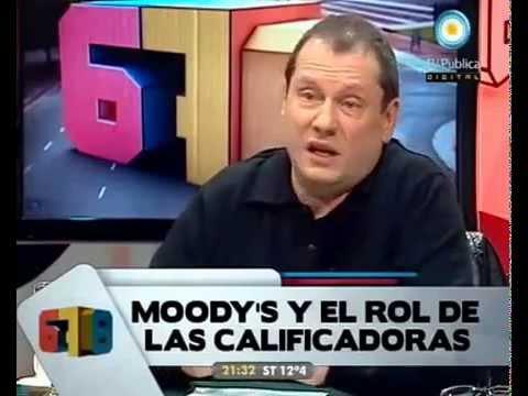 PABLO TIGANI + Moody's + el Sistema Bancario de Argentina