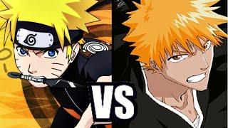 Naruto VS Ichigo