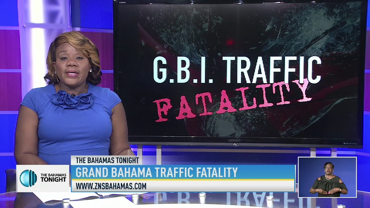 G B POLICE INVESTIGATE TRAFFIC FATALITY ON WEST SUNRISE HIGHWAY