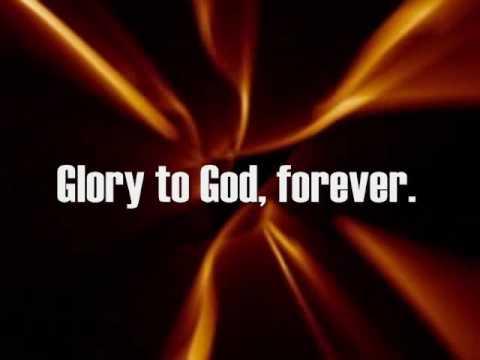 Glory To God Forever (w. lyrics) - Fee