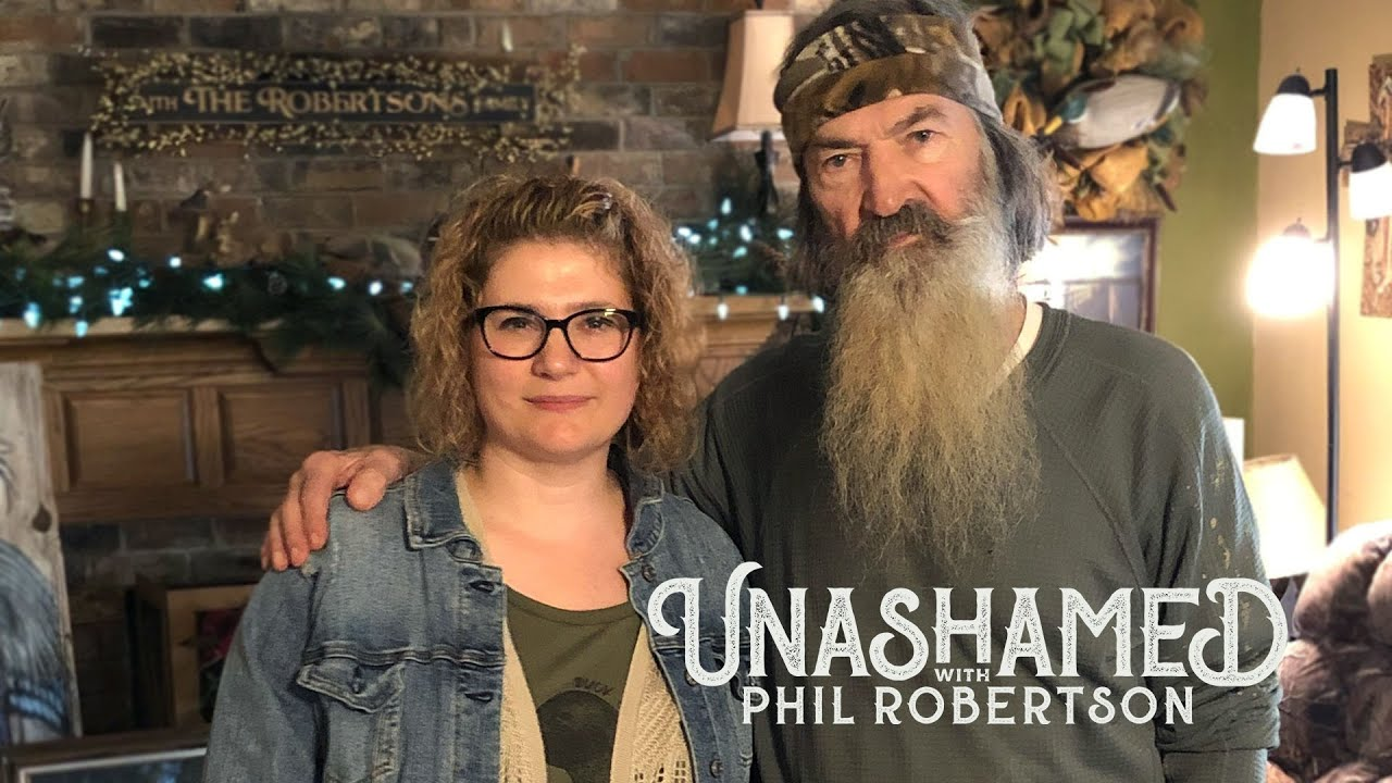 WATCH: Phil Robertson's Recently Found Daughter Opens Up About Discovering Her New Family and Shares How 'God's Hand Has Been on Me All My Life'