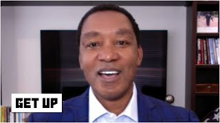 Isiah Thomas is fascinated by the inside look at MJ and the Bulls in 'The Last Dance' | Get Up