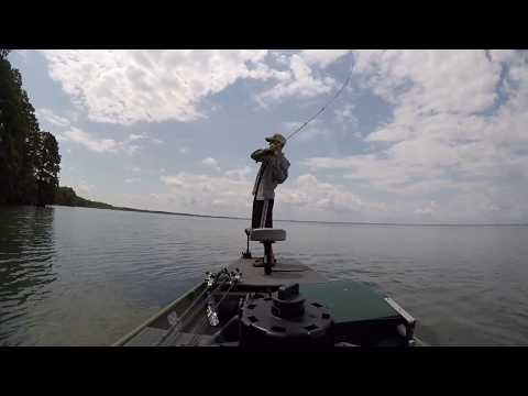 Big Bass In Phelps Lake!