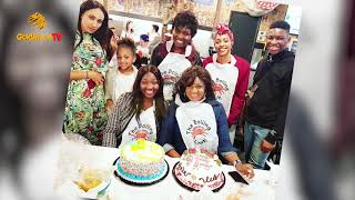 NOLLYWOOD ACTRESS OMOTOLA AND HERDAUGHTER MERAIAH THROW PARTY IN US TO CELEBRATE THEIR BIRTHDAYS