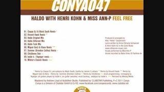 Haldo, Henri Kohn, Miss Ann-P - Feel Free (Vincent Kwok Remix)