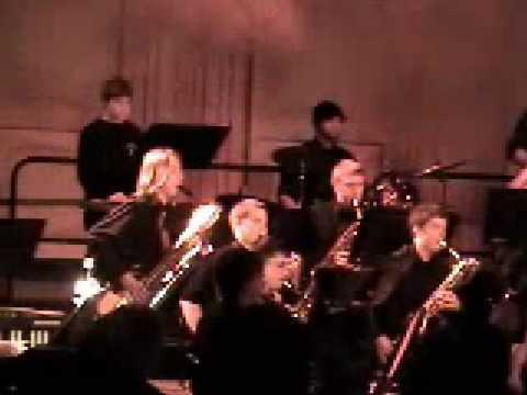 Plum City High School Band - Christmas part 1