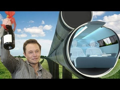 Wacky animation site takes on the hyperloop