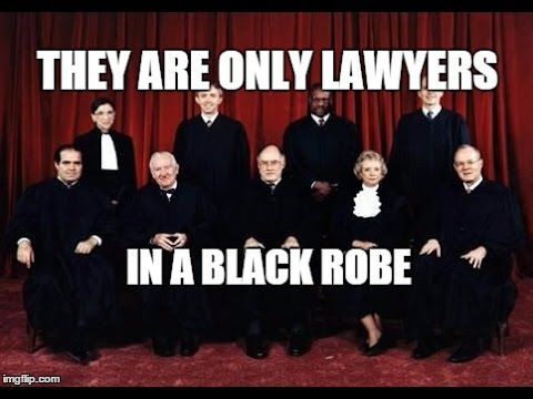 Judges and Lawyers - The Black Robe Club - How A DA Can Control & Influence Them