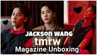 Jackson Wang - tmrw Magazine U…