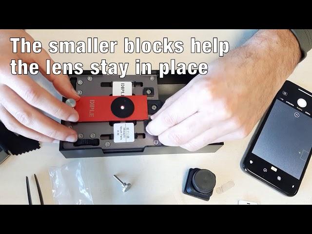 DIPLE Black&Fine tutorial
