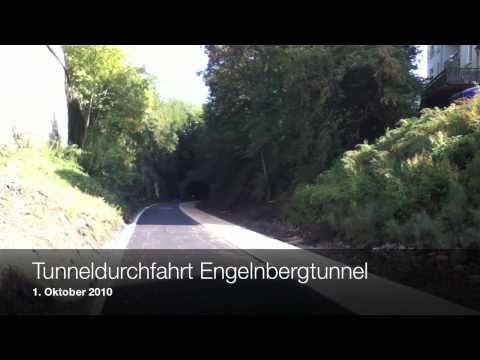 Tunneldurchfahrt Engelnbergtunnel