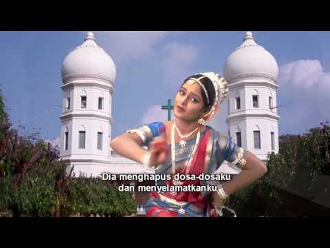 Indahnya Tarian India memuji Tuhan