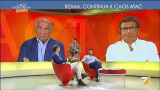 Magi (Radicali): 'Referendum per la messa a gara del trasporto romano'