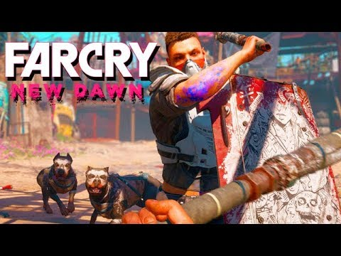 Far Cry New Dawn Gameplay German #26 - Ausbruch aus dem Knast thumbnail