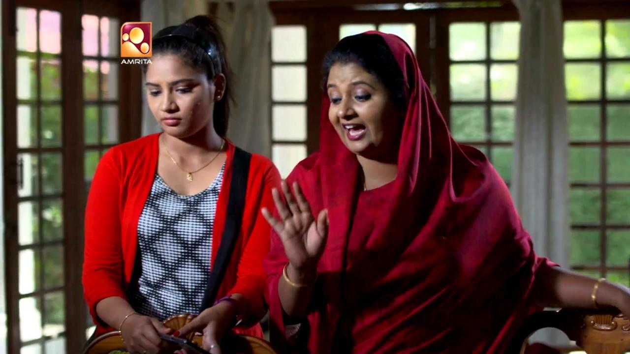 Decemberile Aakasham - Episode : #24 - ഡിസംബറിലെ ആകാശം - Malayalam Serial - Amrita Television