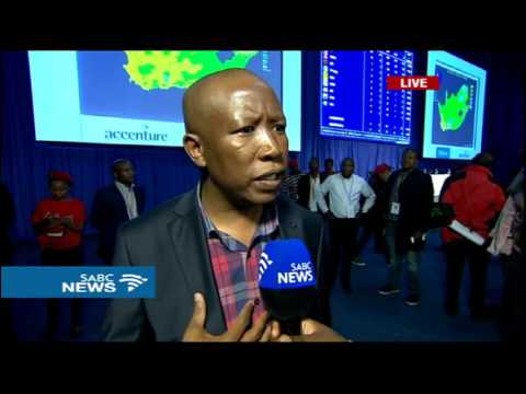 Julius Malema on possible coalitions