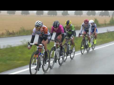 Ladies Tour of Norway 2016 Etappe 1, Halden-Sarpsborg-Fredrikstad