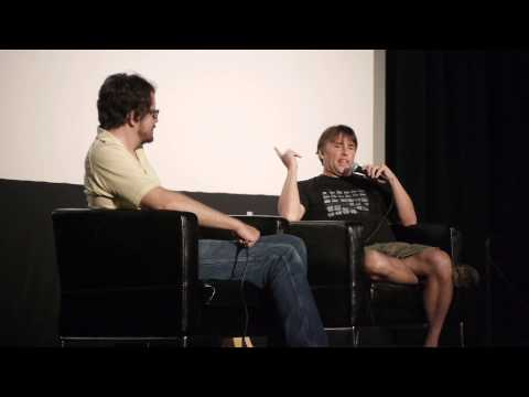 Richard Linklater presents Dennis Hopper's OUT OF THE BLUE at the Marchesa (5/28/14)