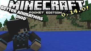 minecraft pe realistic movement mod download video
