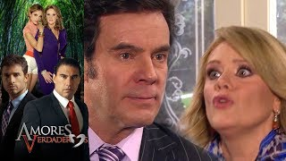 Amores Verdaderos: ¡Victoria está por descubrir la infidelidad de Nelson! | Escena - C19 | Tlnovelas