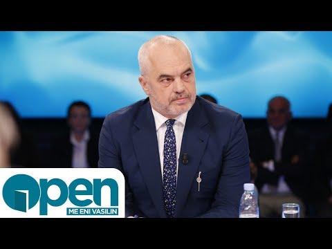 Open - Rama përplaset me gazetarët për Milot-Balldren, 30 qershorin dhe krizën politike