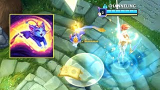 YUUMI W ATTACH vs Recall, Teleport, Globals, Sion Ult & more!