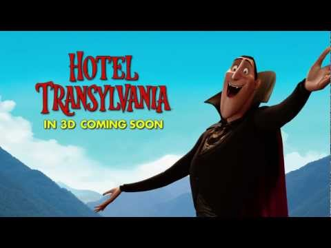 Hotel Transylvania - Movie Clip - Scooter with Dracula Intro