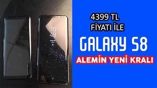 Samsung Galaxy S8 Özellikleri(Detaylı)