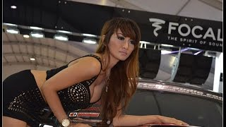 [EVENT] Audio Mobil CARTENS® SUBARU WRX STI | FOCAL INDONESIA IIMS 2014 Model Photoshoot Session