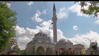 البوسنة تفتتح جامع فرحات باشا الذي دمرته صربيا