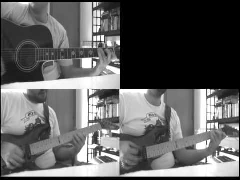 Cinderella - Hard To Find The Words (Guitar Cover)