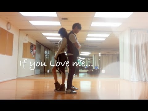 NS Yoon-G ft Jay Park - If You Love Me dance cover by (FDS+Jeffrey)