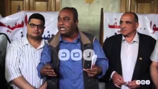 رصد | عضو بمجلس نقابة الصحفيين: سنقدم بلاغ ضد وزير الداخلية بعد حصار النقابة وإغلاق الطريق أمامها