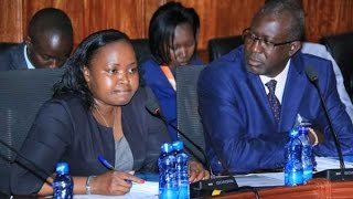 Parliament probes NYS scam: Josephine Kabura grilled