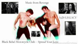 Black Rebel Motorcycle Club -  Spread Your Love