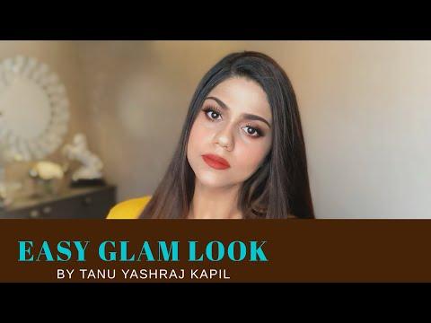 Easy Glam Make-up Tutorial |  Tanu Yashraj Kapil 💄 thumbnail