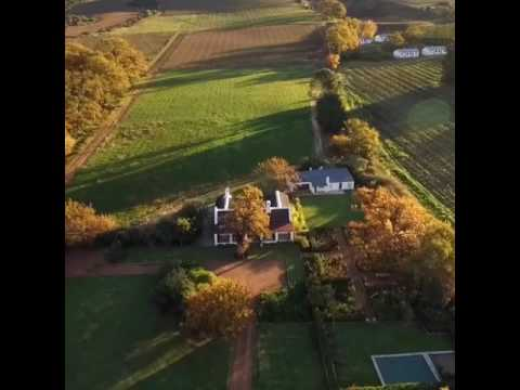 Rhodes Cottage at Boschendal