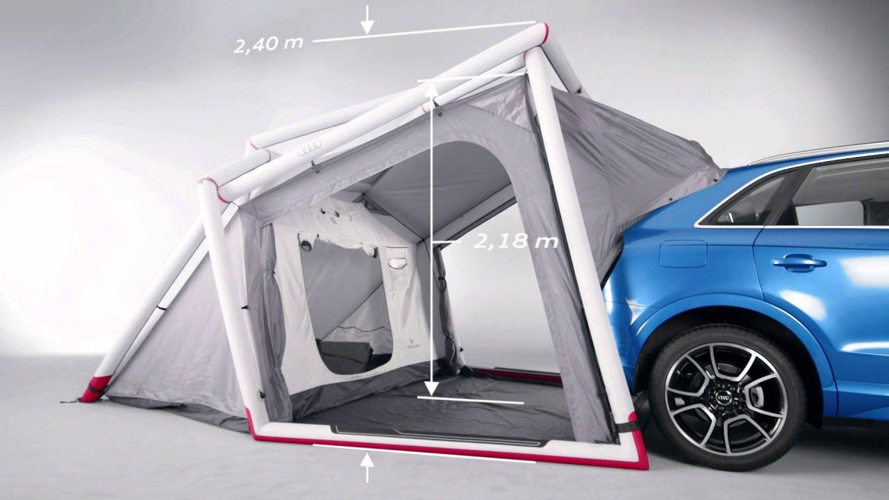 Audi Aoz Campingzelt Deu 1920x1080p25 15 Mbit Youtube