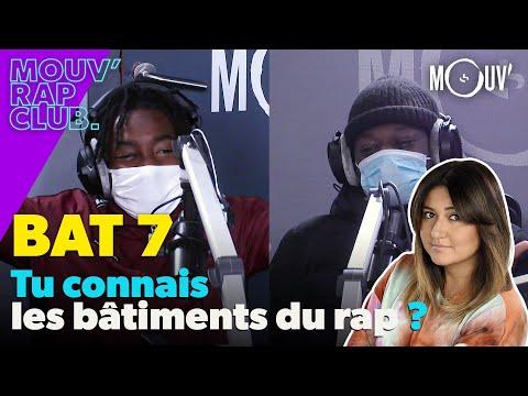Youtube: BAT 7, tu connais les bâtiments du rap?