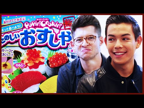 Popin' Cookin' with Ryan Potter and Hunter March