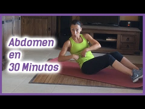 ejercicios aerobicos de 30 minutos