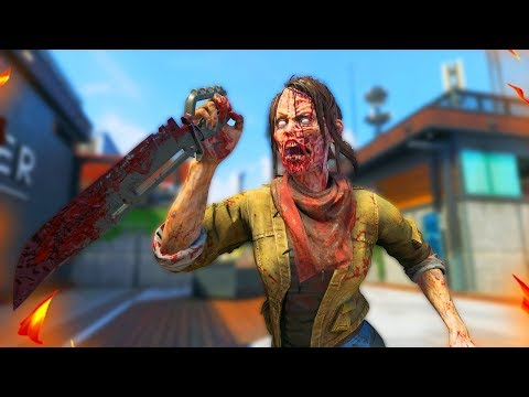 INFECTED Is TOO MUCH FUN In BLACK OPS 4!!