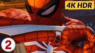 White Spider. Ep.2 - Marvel