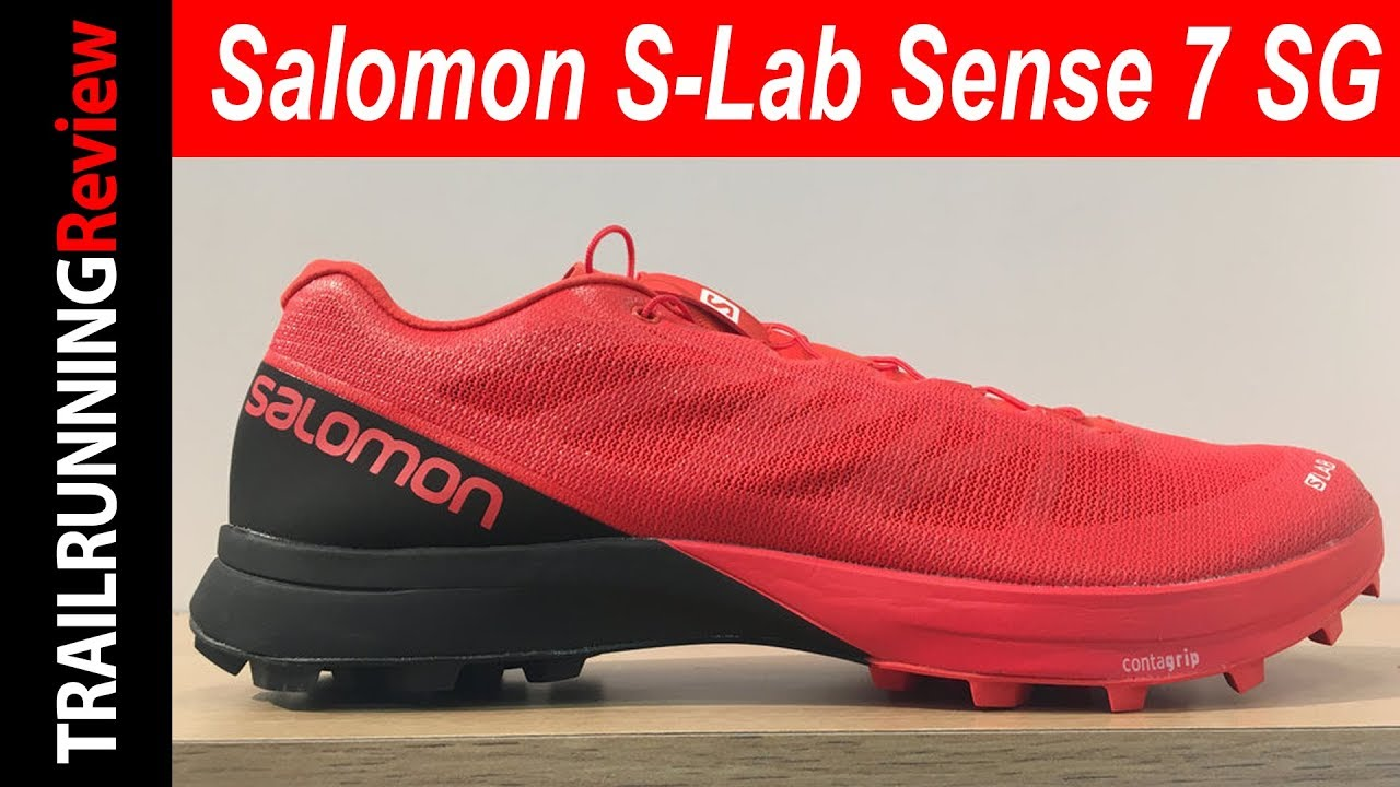 salomon s-lab sense ultra 7 test