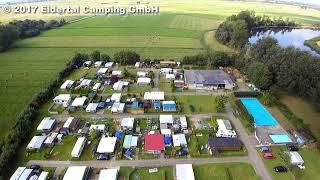Eidertal Camping - Luftbildaufnahme Saison 2017