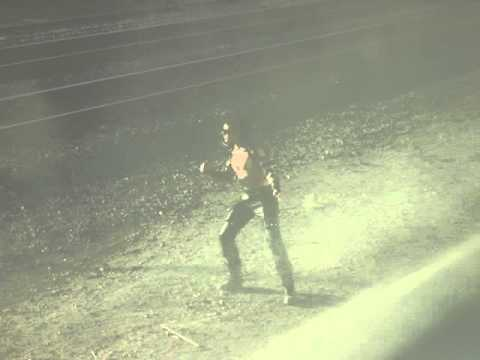 Train Track Warrior