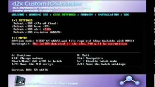 piratear wii   tutorial instalacin cios d2x v8 y su uso en la carga de backups espaol