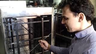 Коптильня Ижица 1200М2 установка для холодного копчения мяса и рыбы(, 2014-04-03T19:12:26.000Z)