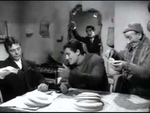 I SOLITI IGNOTI - V.Gassman, M.Mastroianni, C.Pisacane, T.Murgia (Scena Finale)