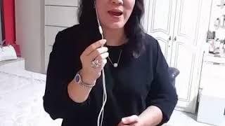 Manakah Cinta - Uji Rashid & Hail Amir: Duet Karaoke Smule Zahuddin & Kak Idah